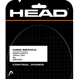 Set de Corda Head DLD Hawk 16 - Branco