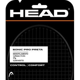 Set de Corda Head DLD Sonic Pro Tour 17 - Preta