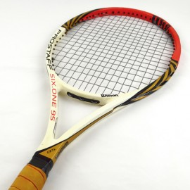 Raquete de Tênis Wilson BLX Six One 95 - L3