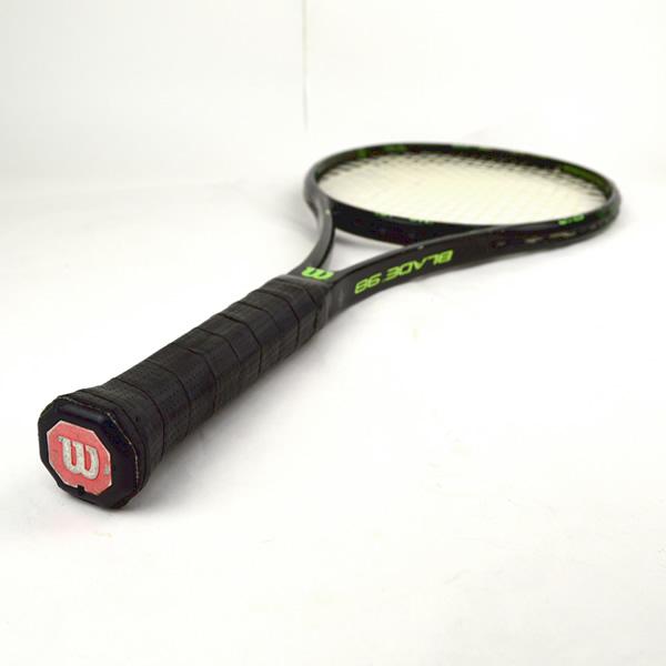 461edafcd Raquete de Tênis Wilson Blade 98 - L3 - Raquetes Usadas