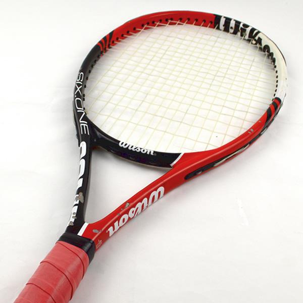 ae01bb6366f Raquete de Tênis Wilson Six One Comp - L3 - Raquetes Usadas