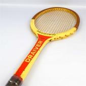 Raquete de Tênis Procópio Draiver - Madeira