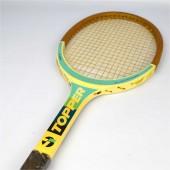 Raquete de Tênis Topper JR. - Madeira