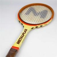 Raquete de Tênis Metalplas Bambino - Madeira