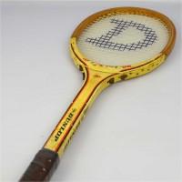 Raquete de Tênis Dunlop Alpha Junior - Madeira