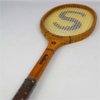 Raquete de Tênis Sulina Junior - Madeira