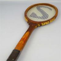 Raquete de Tênis Spalding Davis Cup - Madeira