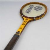 Raquete de Tênis Procópio Davis Cup Júnior- Madeira