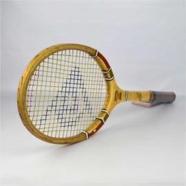 Raquete de Tênis Dunlop Gold Cup - Madeira
