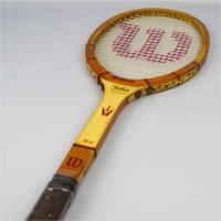 Raquete de Tênis Wilson Jack Kramer - Madeira