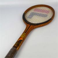 Raquete de Tênis Fila Wud1One - Madeira