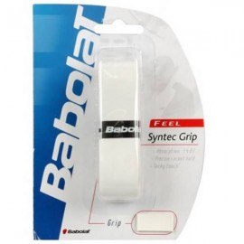 Cushion Grip Babolat Syntec Pro - Branco