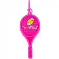 Chaveiro Tennis Plaza Raquete - Pink