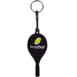 Chaveiro Tennis Plaza Raquete - Preto