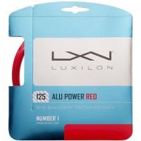 Set de Corda Luxilon Alu Power 17 - Vermelha