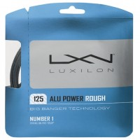 Set de Corda Luxilon Alu Power Rough 16L - Cinza