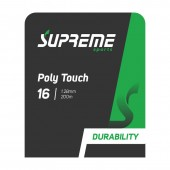 Set de Corda Supreme Poly Touch 16