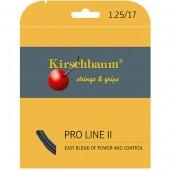 Set de Corda Kirschbaum Pro Line II 17 - Preto