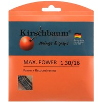 Set de Corda Kirschbaum Max Power 16 - Cinza