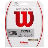 Set de Corda Wilson NXT Power  - 16