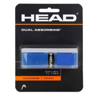 Cushion Grip Head Dual Absorbing - Azul
