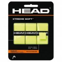 Overgrip Head Xtreme Soft - Amarelo - 3Und